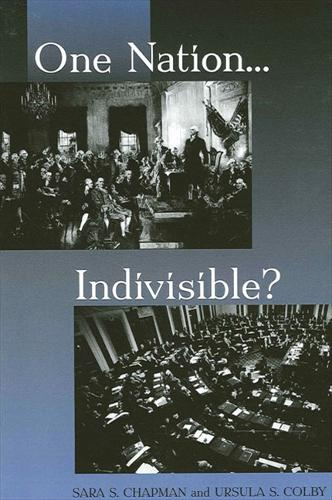 One Nation...Indivisible? (Paperback)