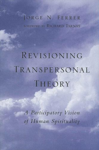 Revisioning Transpersonal Theory: A Participatory Vision of Human Spirituality - SUNY series in Transpersonal and Humanistic Psychology (Paperback)