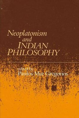 Neoplatonism and Indian Philosophy - Studies in Neoplatonism:  Ancient and Modern, Volume 9 (Hardback)