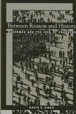 Between Reason and History: Habermas and the Idea of Progress - SUNY series in the Philosophy of the Social Sciences (Paperback)