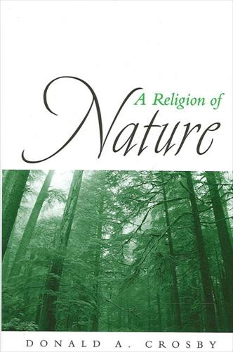 A Religion of Nature (Paperback)