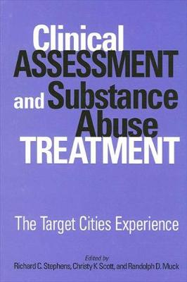 Clinical Assessment and Substance Abuse Treatment: The Target Cities Experience - SUNY series, The New Inequalities (Hardback)
