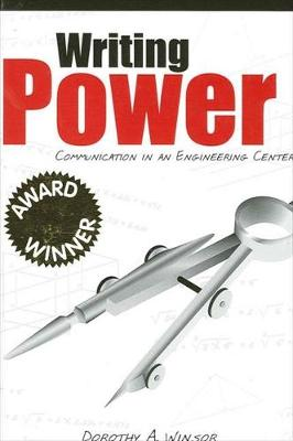 Writing Power: Communication in an Engineering Center - SUNY series, Studies in Scientific and Technical Communication (Hardback)
