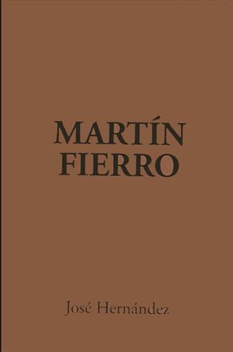 Martin Fierro (Paperback)