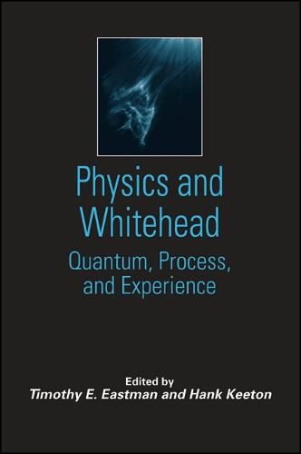 Physics and Whitehead: Quantum, Process, and Experience - SUNY series in Constructive Postmodern Thought (Hardback)