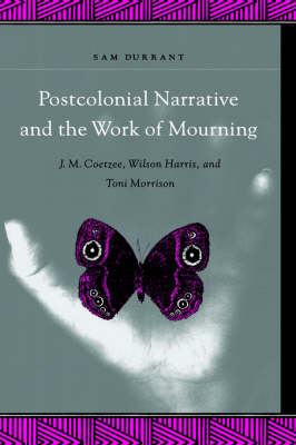 Postcolonial Narrative and the Work of Mourning: J.M. Coetzee, Wilson Harris, and Toni Morrison - SUNY series, Explorations in Postcolonial Studies (Hardback)