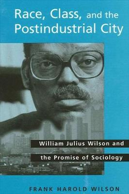 Race, Class, and the Postindustrial City: William Julius Wilson and the Promise of Sociology - SUNY series, The New Inequalities (Hardback)