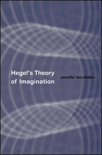 Hegel's Theory of Imagination - SUNY Series in Hegelian Studies (Paperback)