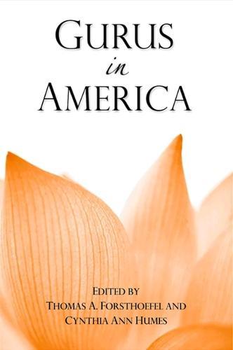 Gurus in America - SUNY series in Hindu Studies (Paperback)