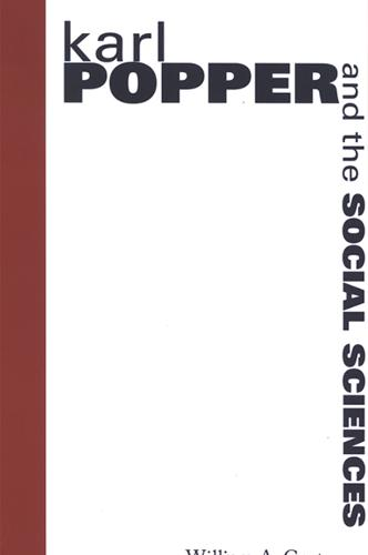 Karl Popper and the Social Sciences - SUNY series in the Philosophy of the Social Sciences (Paperback)