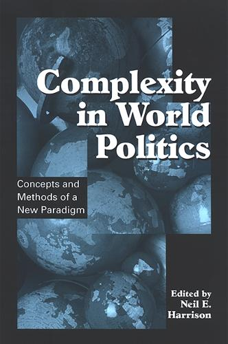 Complexity in World Politics: Concepts and Methods of a New Paradigm - SUNY series in Global Politics (Paperback)