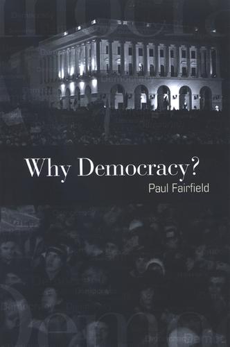 Why Democracy? (Hardback)