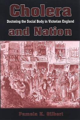 Cholera and Nation: Doctoring the Social Body in Victorian England - SUNY series, Studies in the Long Nineteenth Century (Hardback)