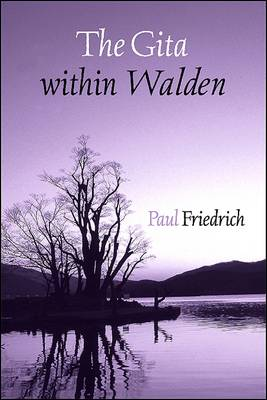 The Gita within Walden (Paperback)