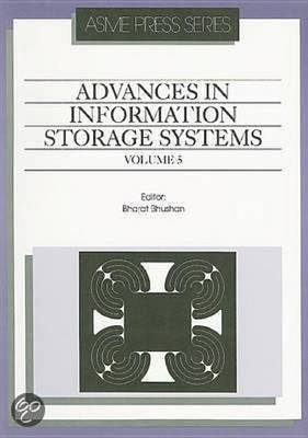 Advances in Information Storage Systems v. 4 (Paperback)