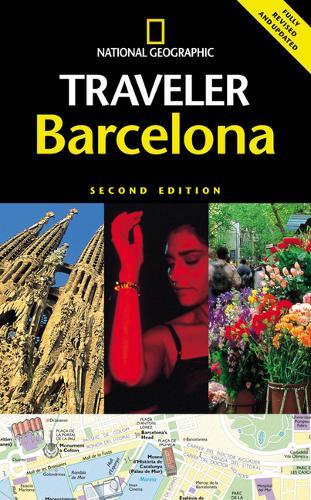 Barcelona - National Geographic Traveler (Paperback)