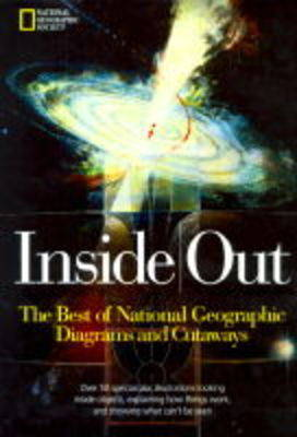 Inside Out: National Geographic's Diagrams (Paperback)
