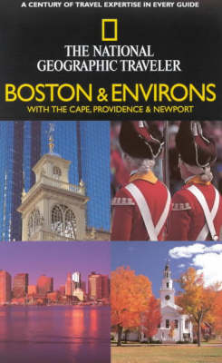 Boston and Environs - National Geographic Traveler (Paperback)