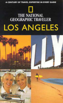 National Geographic Traveler Los Angeles (Paperback)