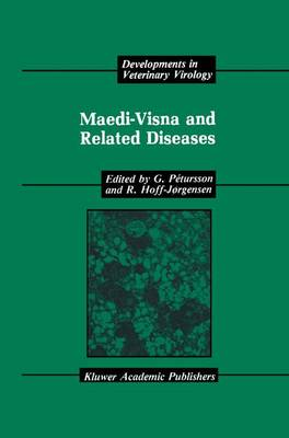 Maedi-Visna and Related Diseases - Developments in Veterinary Virology 10 (Hardback)