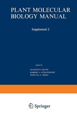 Plant Molecular Biology Manual: Update 1 (Paperback)