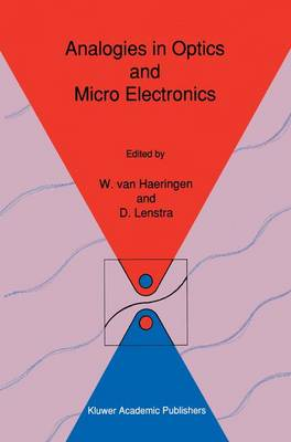 Analogies in Optics and Micro Electronics: Selected Contributions on Recent Developments (Hardback)