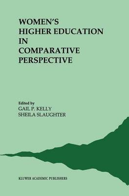 Women's Higher Education in Comparative Perspective (Hardback)