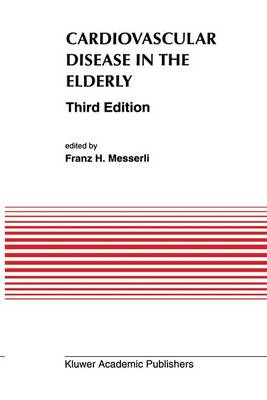 Cardiovascular Disease in the Elderly - Developments in Cardiovascular Medicine 135 (Hardback)