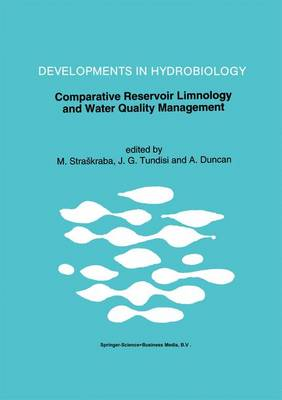 Comparative Reservoir Limnology and Water Quality Management - Developments in Hydrobiology 77 (Hardback)