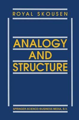 Analogy and Structure (Hardback)