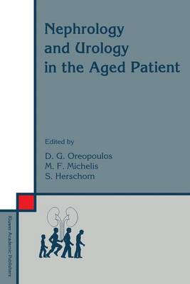 Nephrology and Urology in the Aged Patient - Developments in Nephrology v. 34 (Hardback)