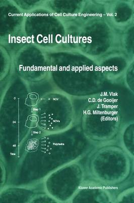 Insect Cell Cultures: Fundamental and Applied Aspects - Current Applications of Cell Culture Engineering 2 (Hardback)