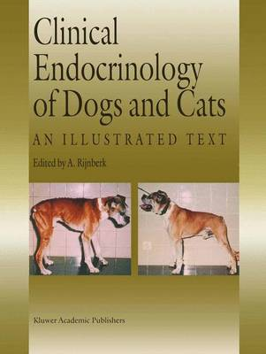 Clinical Endocrinology of Dogs and Cats: An Illustrated Text (Paperback)