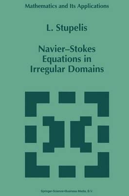 Navier-Stokes Equations in Irregular Domains - Mathematics and Its Applications 326 (Hardback)