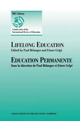 Lifelong Education (Paperback)
