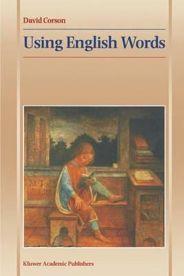Using English Words (Paperback)