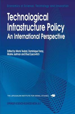 Technological Infrastructure Policy: An International Perspective - Economics of Science, Technology and Innovation 7 (Hardback)