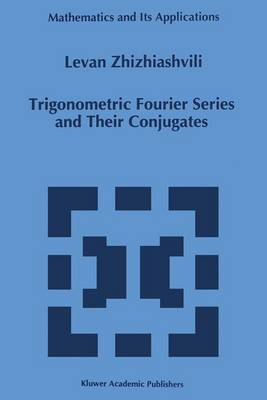 Trigonometric Fourier Series and Their Conjugates - Mathematics and Its Applications 372 (Hardback)