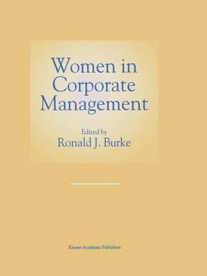 Women in Corporate Management (Hardback)