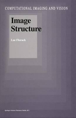 Image Structure - Computational Imaging and Vision 10 (Hardback)