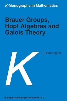 Brauer Groups, Hopf Algebras and Galois Theory - K-Monographs in Mathematics v. 4 (Hardback)