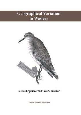 Geographical Variation in Waders (Hardback)