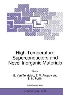 High-Temperature Superconductors and Novel Inorganic Materials - Nato Science Partnership Subseries: 3 62 (Paperback)