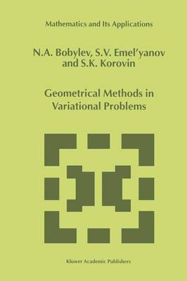Geometrical Methods in Variational Problems - Mathematics and Its Applications 485 (Hardback)