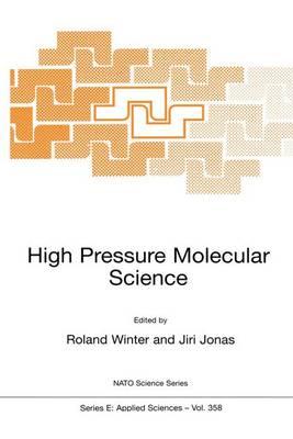High Pressure Molecular Science - Nato Science Series E: 358 (Paperback)