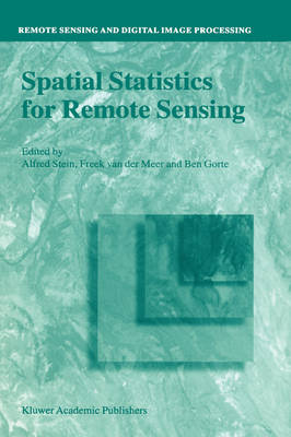 Spatial Statistics for Remote Sensing - Remote Sensing and Digital Image Processing v. 1 (Hardback)