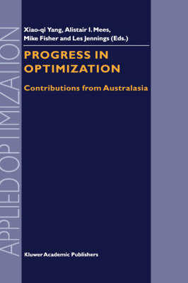 Progress in Optimization: Contributions from Australasia - Applied Optimization 39 (Hardback)