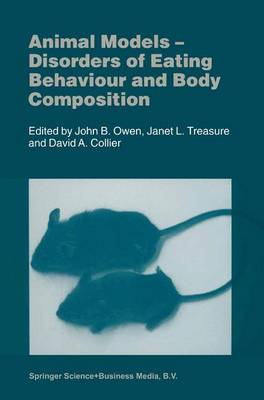 Animal Models: Disorders of Eating Behaviour and Body Composition (Hardback)