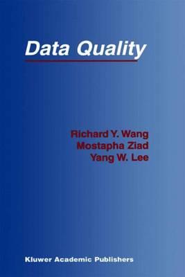Data Quality - Advances in Database Systems 23 (Hardback)