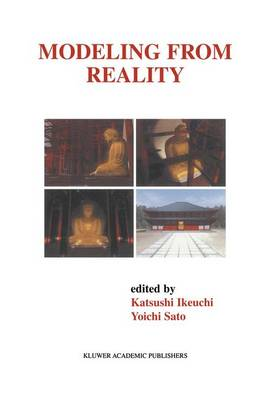 Modeling from Reality - The Springer International Series in Engineering and Computer Science 640 (Hardback)